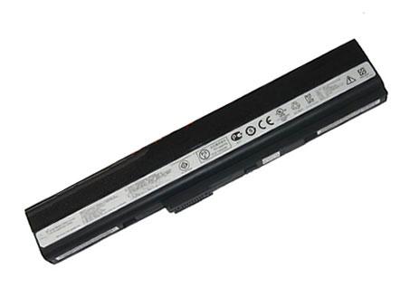 batteries x52j asus asus x52j batterie pc portable. Black Bedroom Furniture Sets. Home Design Ideas