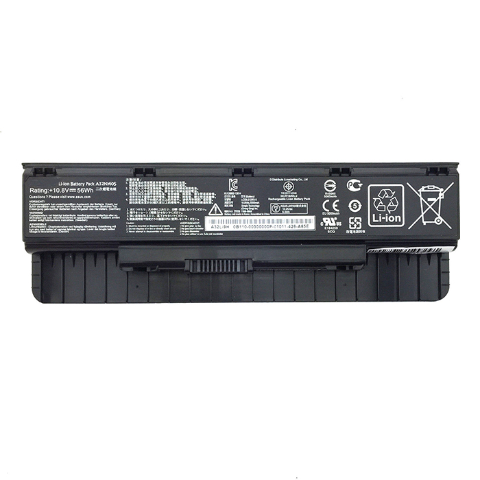 Compatible Batterie PC portable ASUS  for A32N14O5