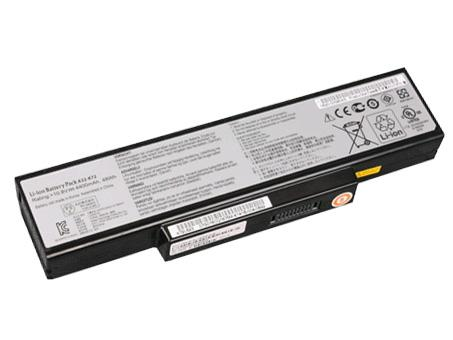 Compatible Batterie PC portable ASUS  for X77VG-TY085V