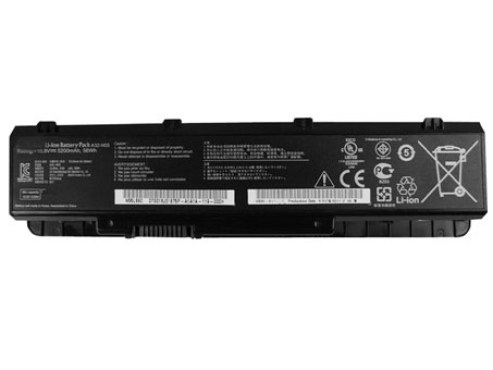 Compatible Batterie PC portable ASUS  for N75S